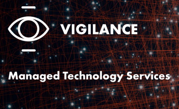 vigilance. managed technology services.