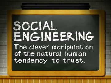 Learn About The Dangers Of Social Engineering